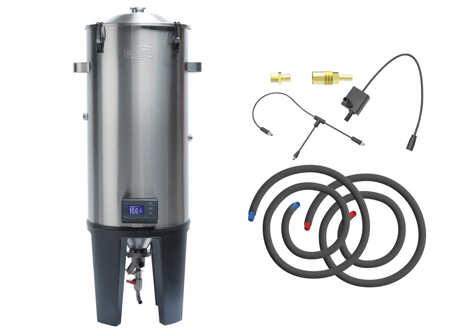 Grainfather Conical Fermenter 30L Pro Cooling Edition