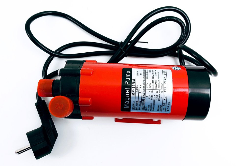 Magnetic Pump MP-15RM