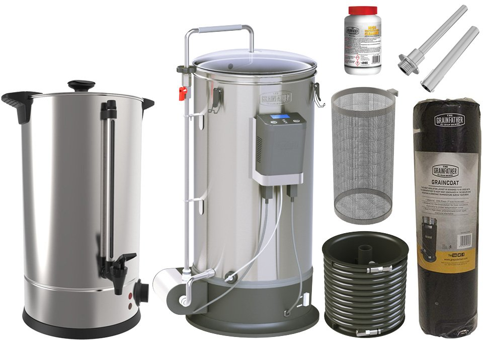 Grainfather Brewery Kit 1