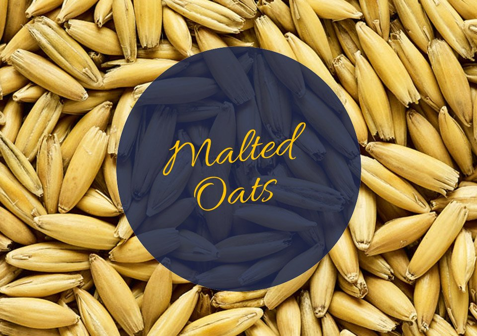 Simpsons Malted Oats 2kg Crushed