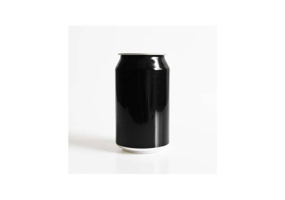 Cans 33cl Black 300-pack