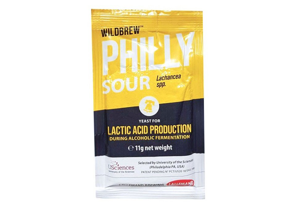 Lallemand Philly Sour Yeast 11g