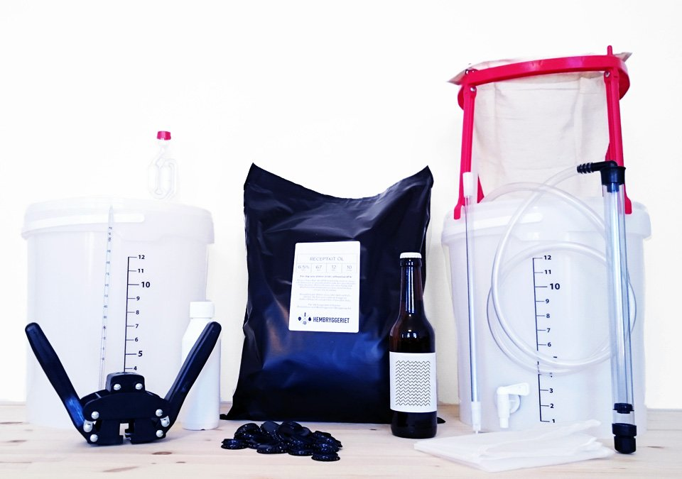 Russian Imperial Stout 10% Brew Kit 10L