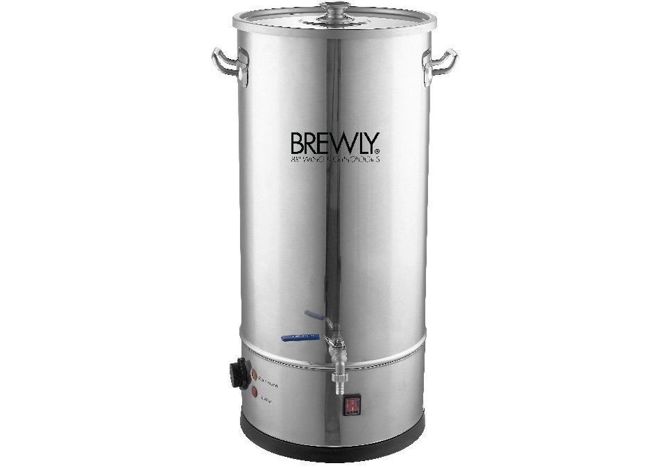 Brewly 40L 2500W Sparge Water Heater