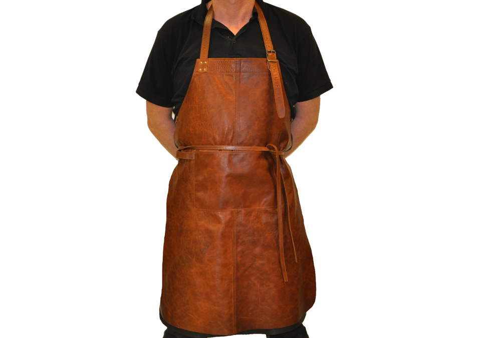 Apron Luxor Brown